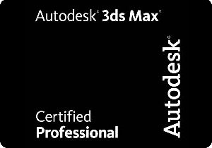 3dsMax 2013 CertifiedProfessional London